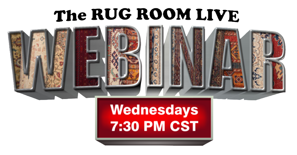 The Rug Room Live Home Of Area Cleaners Weekly Webinar